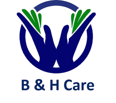 B & H Care Logo